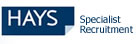 Hays Specialist Recruitment logo