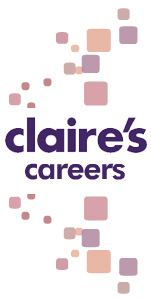 Claires Careers logo